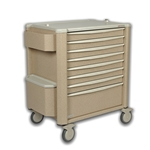 Prestige Extended 10 Level Medication Cart